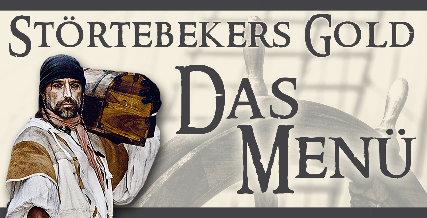 Störtebekers Gold - Crime Dinner Theater