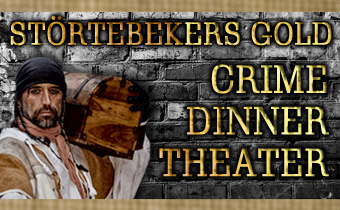 Störtebeckers Gold - Crime Dinner Theater